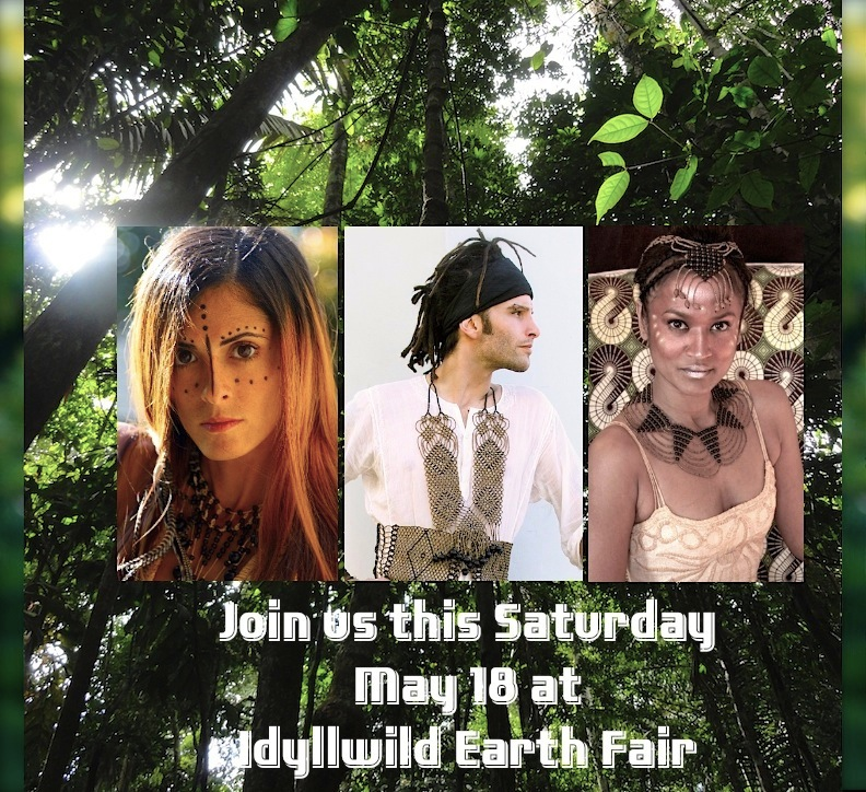 Idyllwild Earth Fair on May 18th